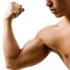 Oefeningen voor gespierde biceps