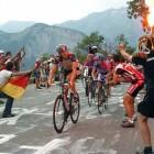 Tour de France - L'Alpe d�Huez