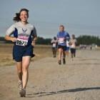Meer deelnemers hardloopwedstrijd bij leeftijd in de uitslag