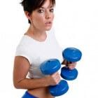 Bij krachtsport verbruiken spieren veel eiwitten en proteïne