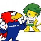 Alle mascottes WK Voetbal (vanaf 1966)
