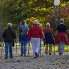 De juiste manier van Nordic Walking