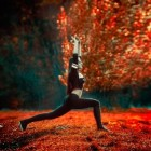 Lekker stretchen met yoga