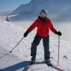 Wintersport voor de eerste keer