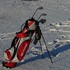Golfen in de winter