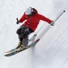 Skiën voor blinden en slechtzienden