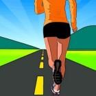 Hardloopblessure door overbelasting van spieren en pezen