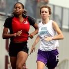 Vrouw komt vaak op 2e plaats bij atletiekvereniging