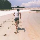 Hardlopen als blote voeten werk