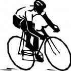 Fietsketting van kunststof voor de racefiets
