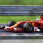 De Formule 1 GP van Europa op het stratencircuit van Baku