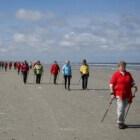 Nordic Walk Ameland - wandelen op het Waddeneiland