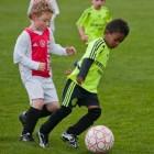 Voetbalschool goed voor ontwikkeling jeugdspeler op club