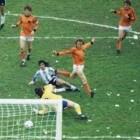 Argentinië en Nederland in het voetbal