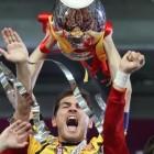 Het Spaanse voetbalelftal op de grote toernooien