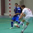 Zaalvoetbal 2011: Nederland - Turkije 7-2