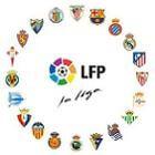 Speelschema Primera Division 2012-2013