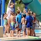 Zwemmen voor kinderen (school, vereniging)