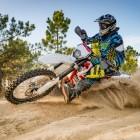 Motocross parcours