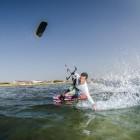 Kiten of kitesurfen, hoe leer je dat?