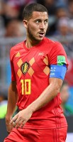 Eden Hazard / Bron: Onbekend, Wikimedia Commons (CC BY-SA-3.0)