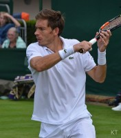 Nicolas Mahut / Bron: Carine06 from UK, Wikimedia Commons (CC BY-SA-2.0)