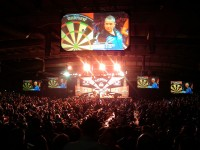 Premier League Darts 2009 in Edinburgh / Bron: Rjshade, Flickr (CC BY-2.0)