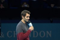 Federer won de ATP World Tour Finals zes keer / Bron: Francisco Antunes, Flickr (CC BY-2.0)